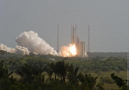 Lancement de Herschel par Ariane 5