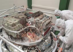 Des technologies innovantes du CEA pour Herschel